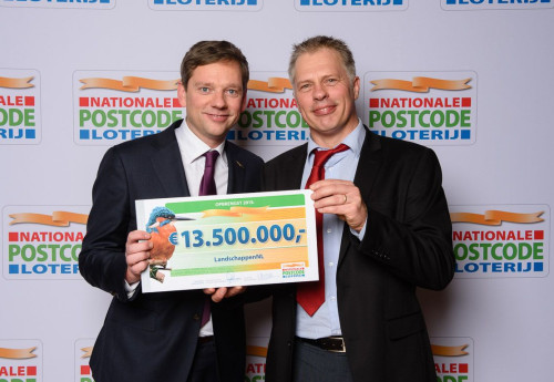 13.5 miljoen voor Nederlandse natuur en landschap